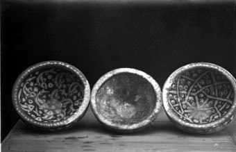 Interior of Three Bowls