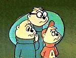 Alvin, Simon and Theodore