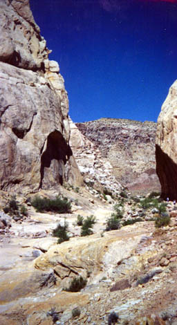 Three Fingers canyon