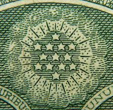 Star of David on money