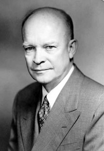 Dwight D. Eisenhower - Ike