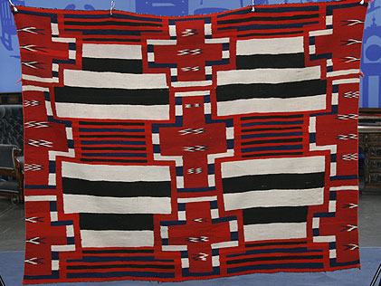 third-phase chief's blanket
