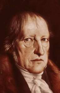 Hegel, Georg Wilhelm Friedrich (1770-1831)