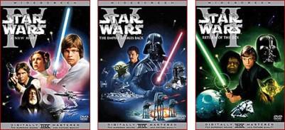 Original Stars Wars Trilogy