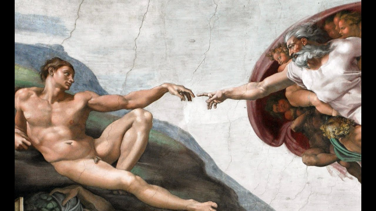 Michelangelo Affreschi Sistine Chapel