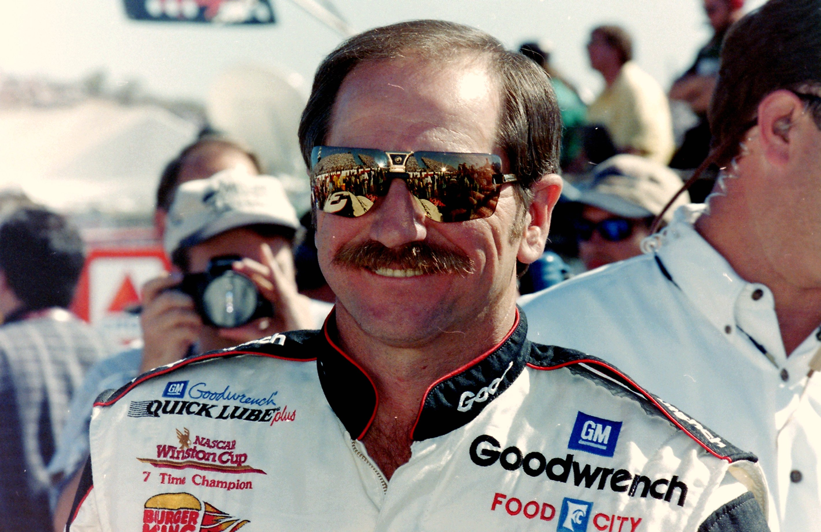 Dale Earnhardt Sunglasses Drivers Suit