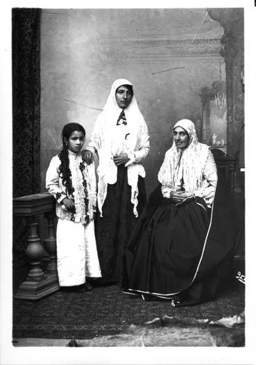 Three Females