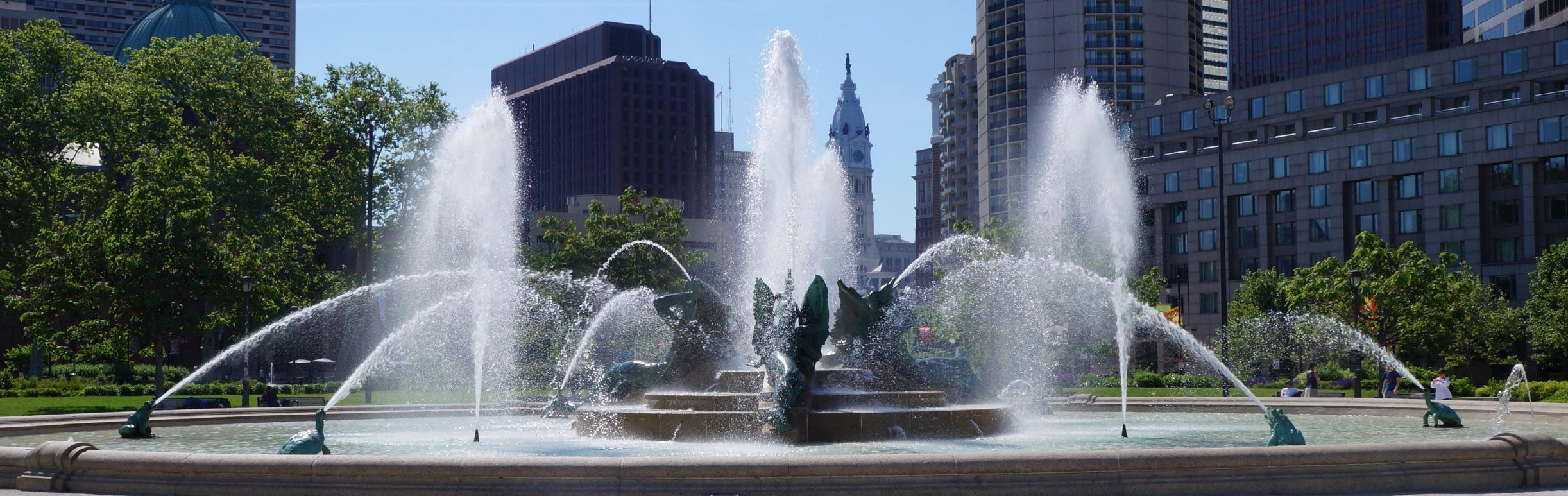 Swann Memorial Fountain Public Art