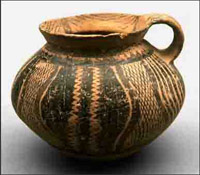 Neolithic Chinese jar