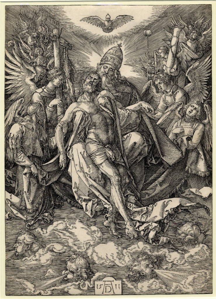 the holy trinity durer