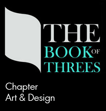 The Book of Threes | Chapter Art & Design