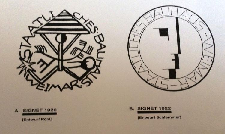 2 Bauhaus Seals