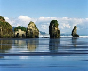 three sisters New Zealand