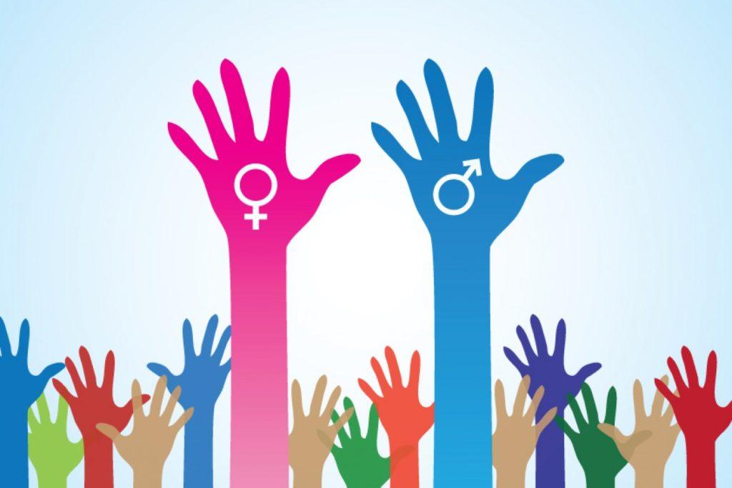 Gender hands