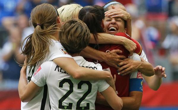 World Cup Women's Soccer 2015
