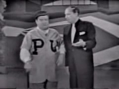 Abbot and Costello - Who's on First thumbnail