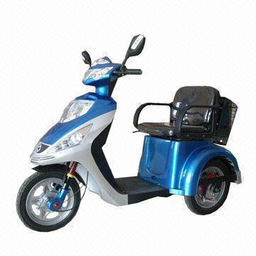Electric Tricycle Three Wheel Bike