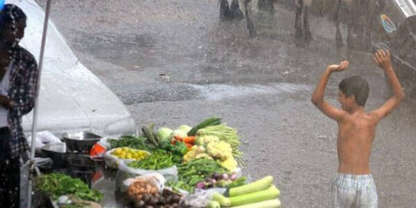 Satna Records Three Digit Rains For Third Consecutive Day