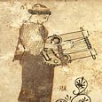 Thumbnail Calliope with Lyre