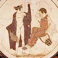 Thumbnail Apollo, Muse with Cithara