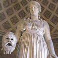 Thumbnail Melpomene Statue