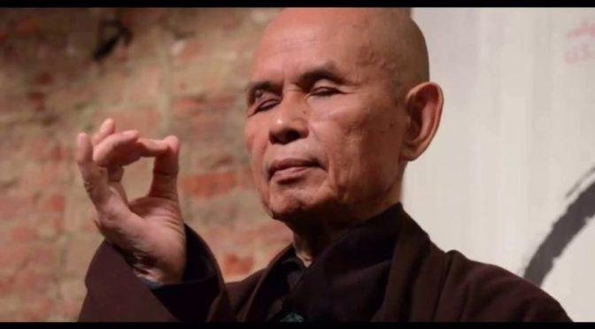 Zen masterThich Nhat Hanh