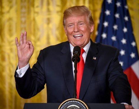 Trump's whiplash: Three personas in three speeches, but the same president