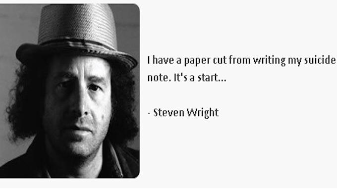 Steven Wright