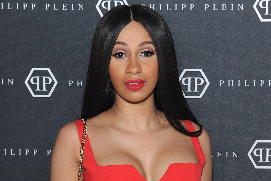Cardi B Is The Only Rapper With First 3 Singles In Top 10 Simultaneously