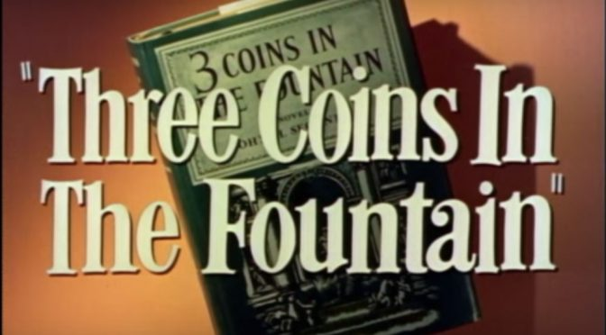 Three Coins in the Fountain Playlist