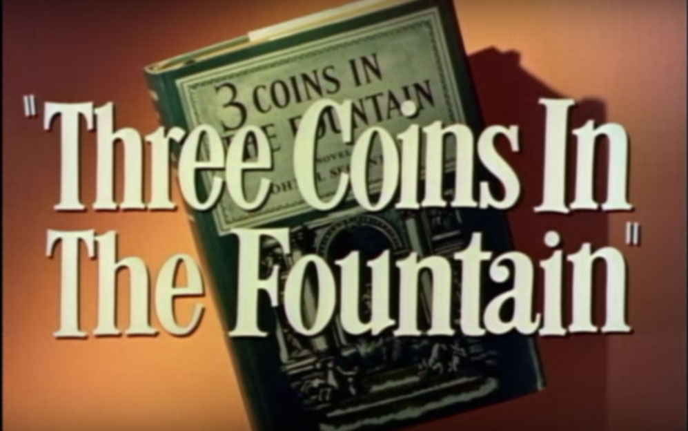 Three Coins in A Fountain