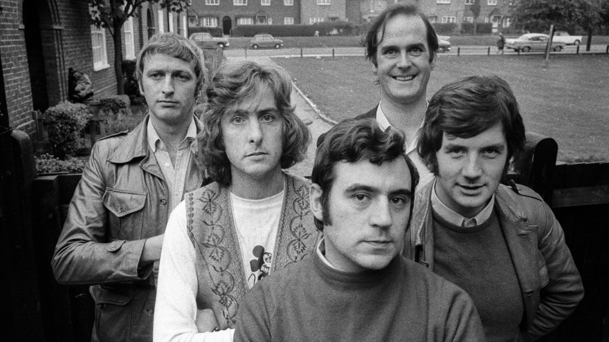 Monty Python and The Flying Circus