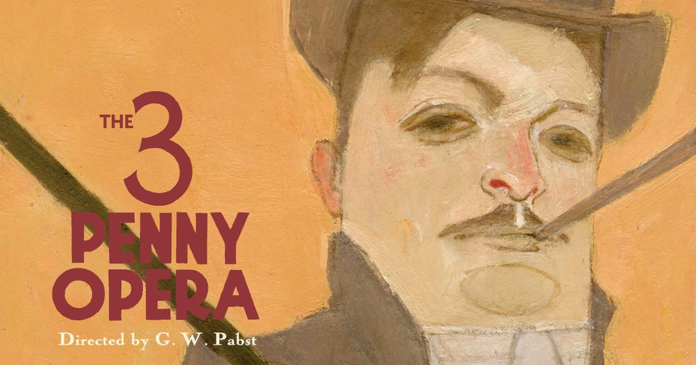 The 3 Penny Opera-C W Pabst
