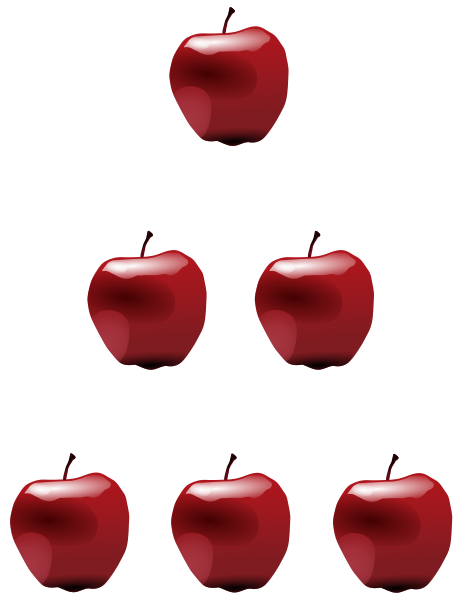 463px-Three_apples_svg