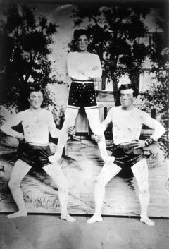 Three Acrobats sm