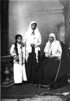 Three Females sm
