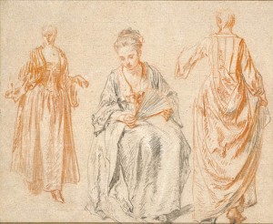 Studies of Three Women
