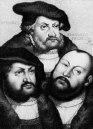 The Three Princes of Saxony