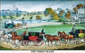 horse-teams